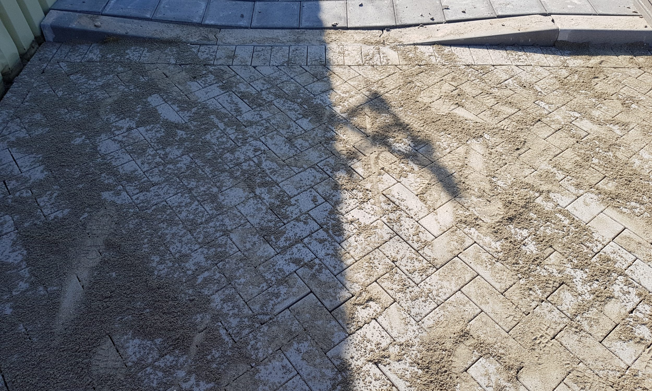 verlaagd trottoir 1